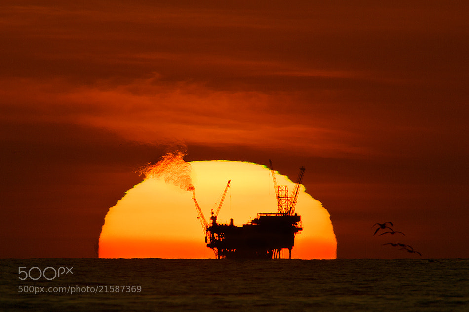 Photograph MG_5825 Is The Sun Setting On Fossil Fuels? by David Orias on 500px