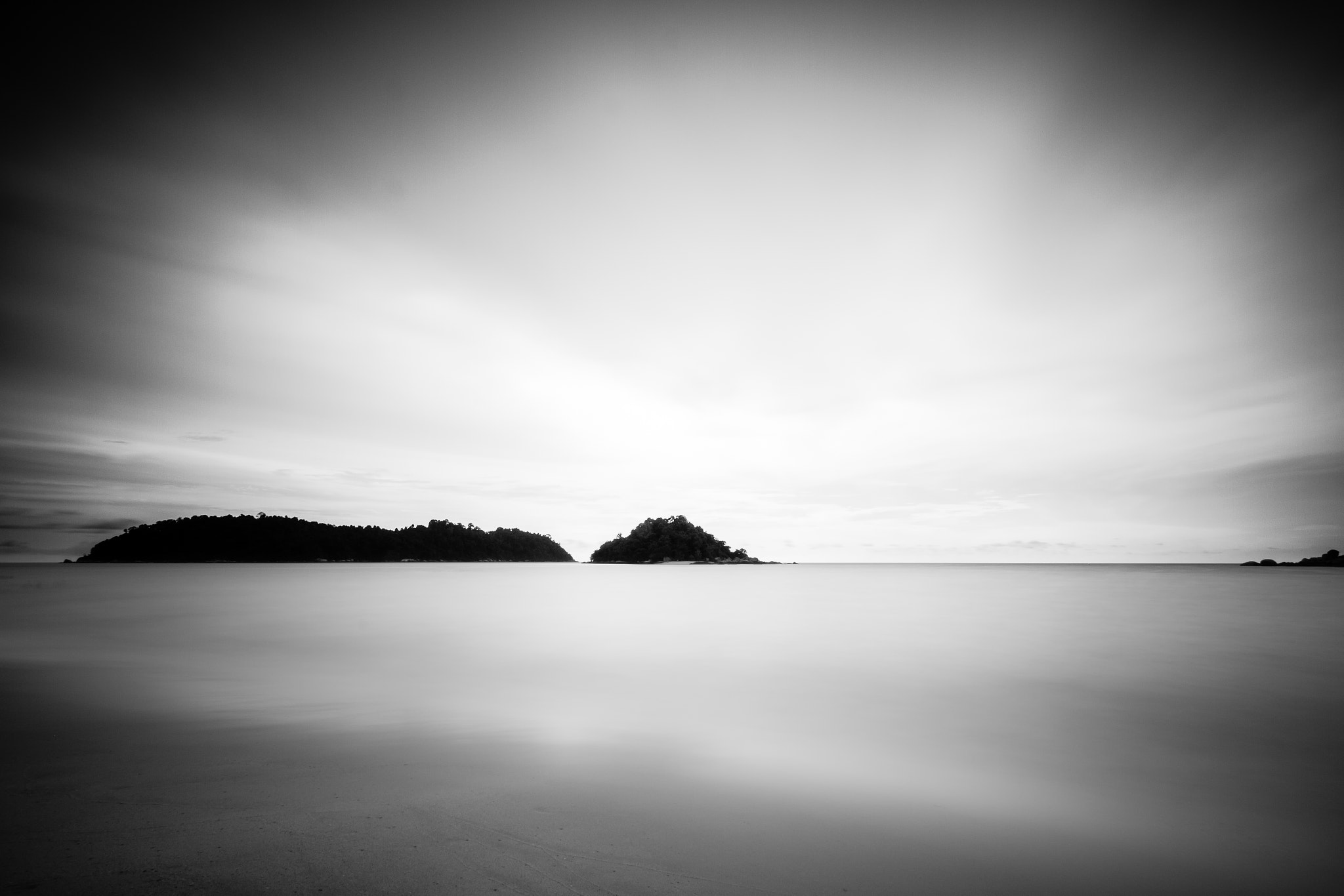 Photograph Pulau Giam by Pierrick Blons on 500px