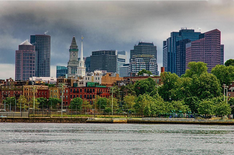 Photograph Boston by Edmund Orzsik on 500px