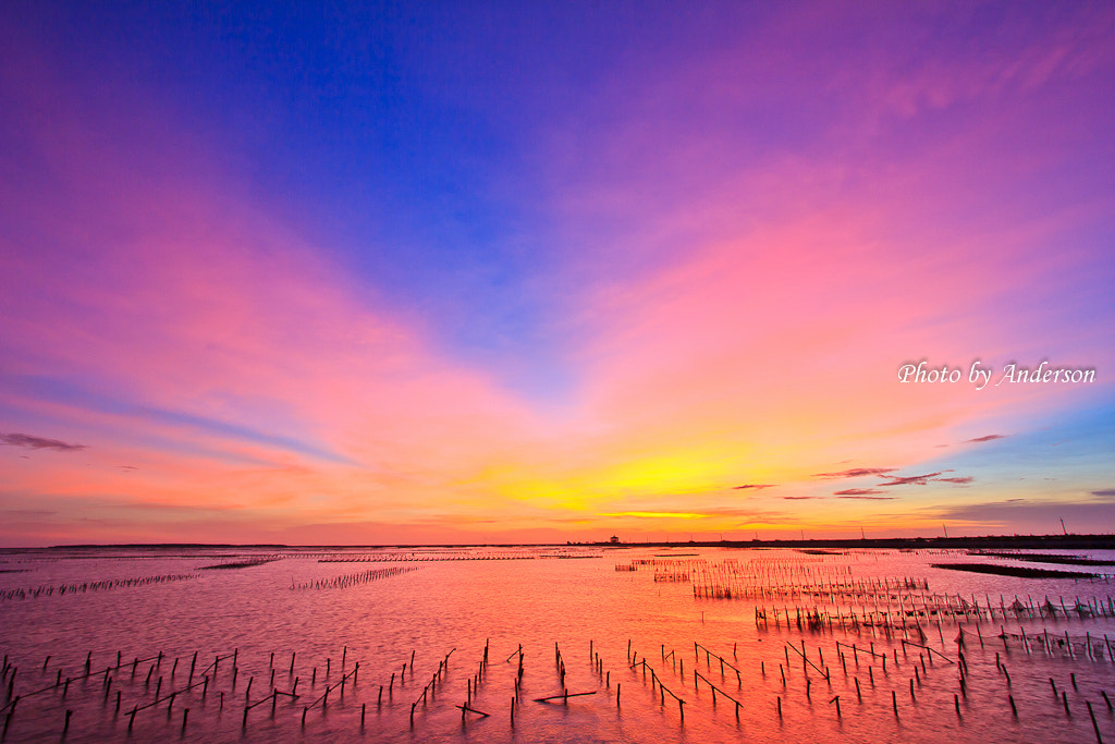 Photograph Sunset by Anderson Han on 500px