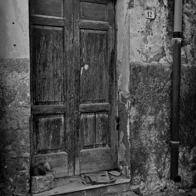 Old door by Tony  Carriero (TonyCarriero)) on 500px.com