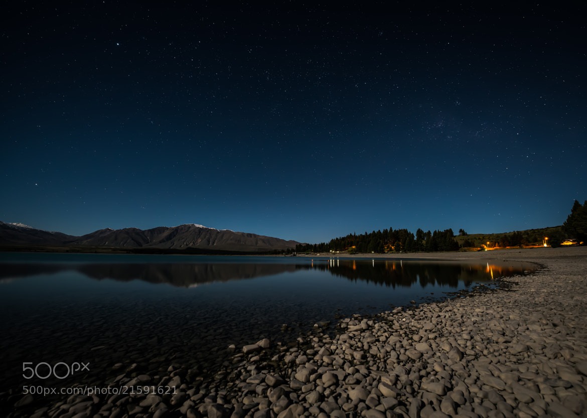 Photograph Lake Tekapo by Night by Jacob Surland on 500px