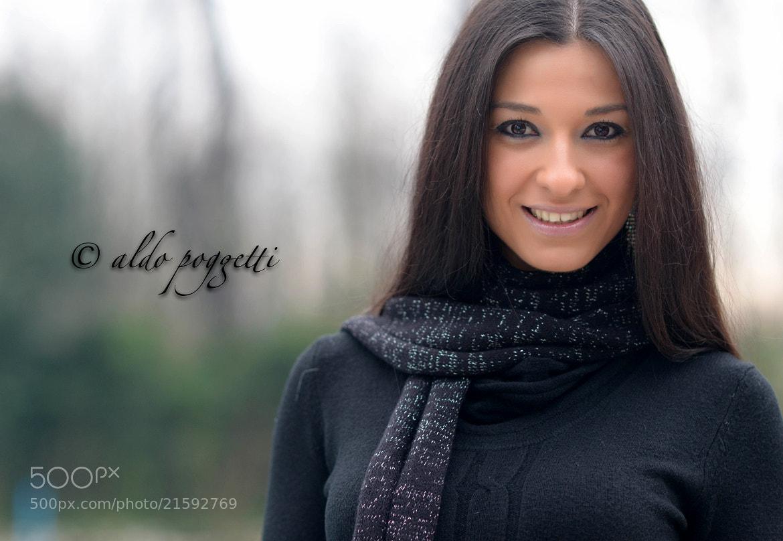 Photograph Corine by Aldo Poggetti on 500px