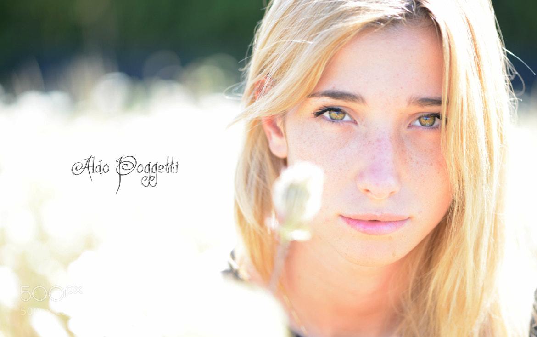 Photograph Kristina by Aldo Poggetti on 500px
