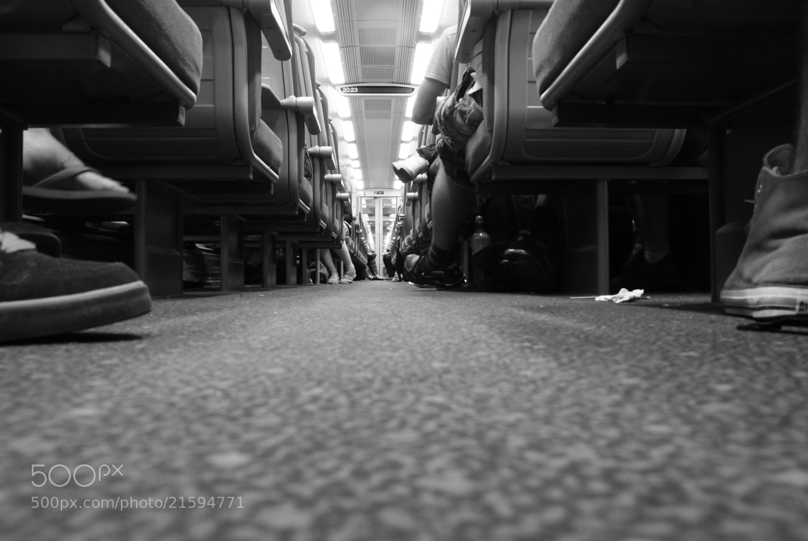 Photograph Time Train 2 by Julian Carstairs on 500px
