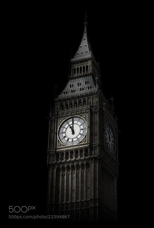 Photograph Big Ben by inigo cia on 500px