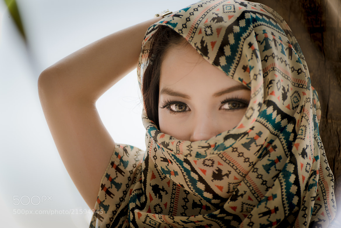 Photograph Beauty Eyes by Tassapon Vongkittipong on 500px