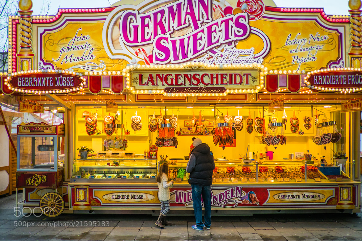 Photograph German Sweets by Gerry Walden on 500px