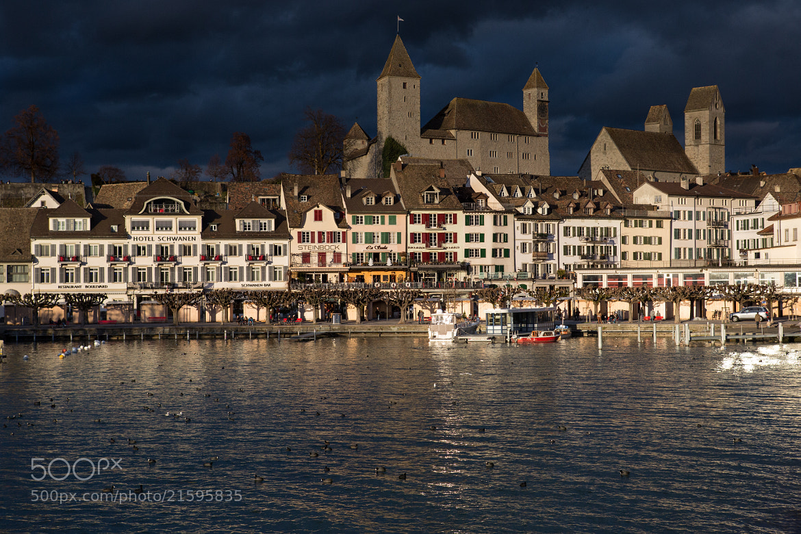 Photograph Hafen von Rapperswil by Philipp Hoerler on 500px