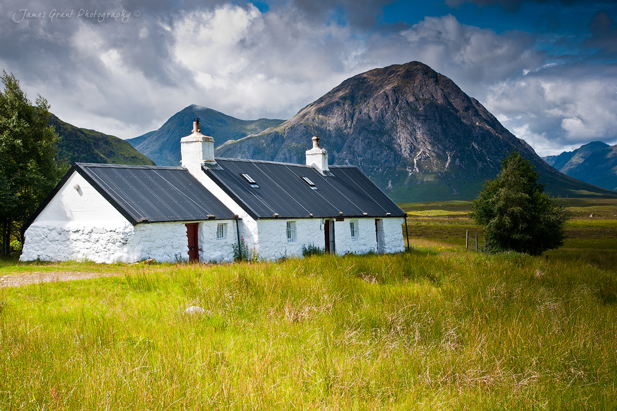 Photograph Black Rock Cottage by James Grant on 500px
