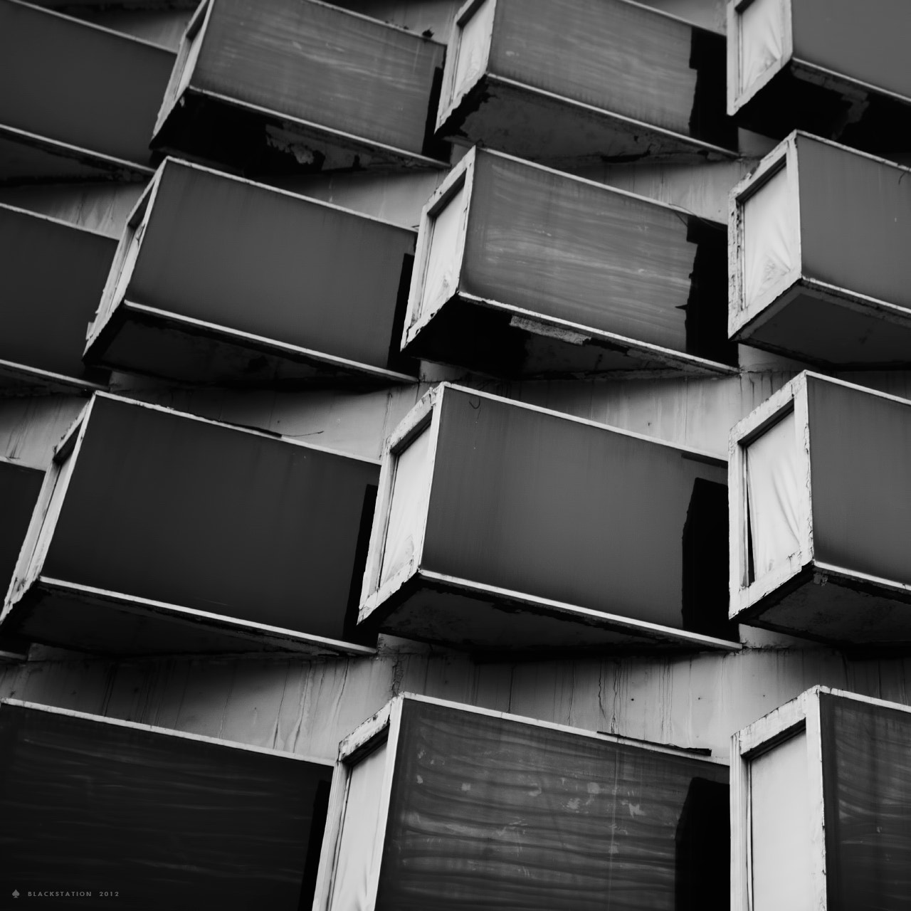 Photograph windows by Black Station on 500px