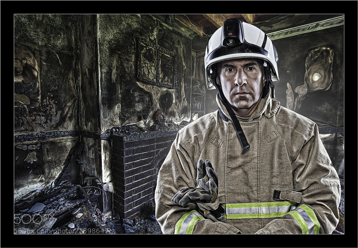 Photograph Me at work Composite by Kevin Sharpe on 500px