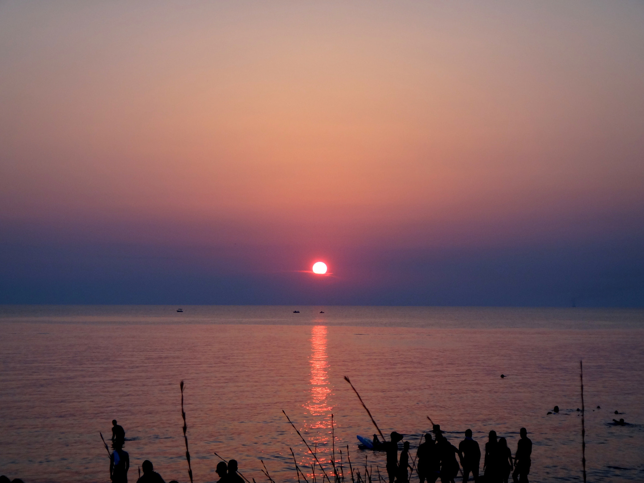 Photograph Watching the sunset by Elena K. on 500px