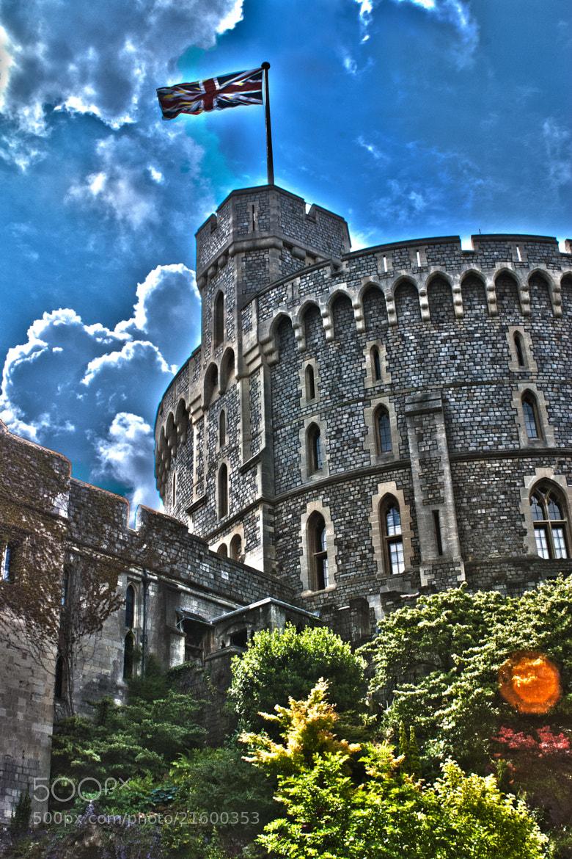 Photograph Windsor Castle by Jon Brisbin on 500px