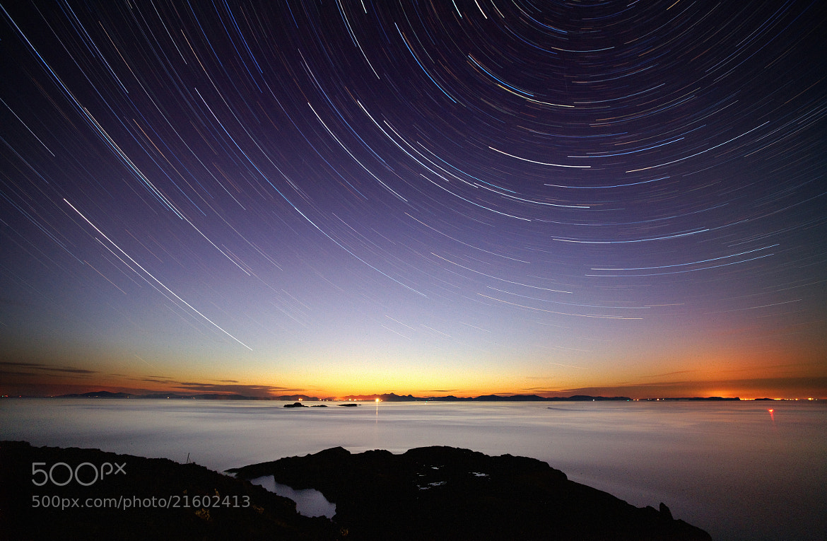 Photograph Skye at night by Kenny Muir on 500px