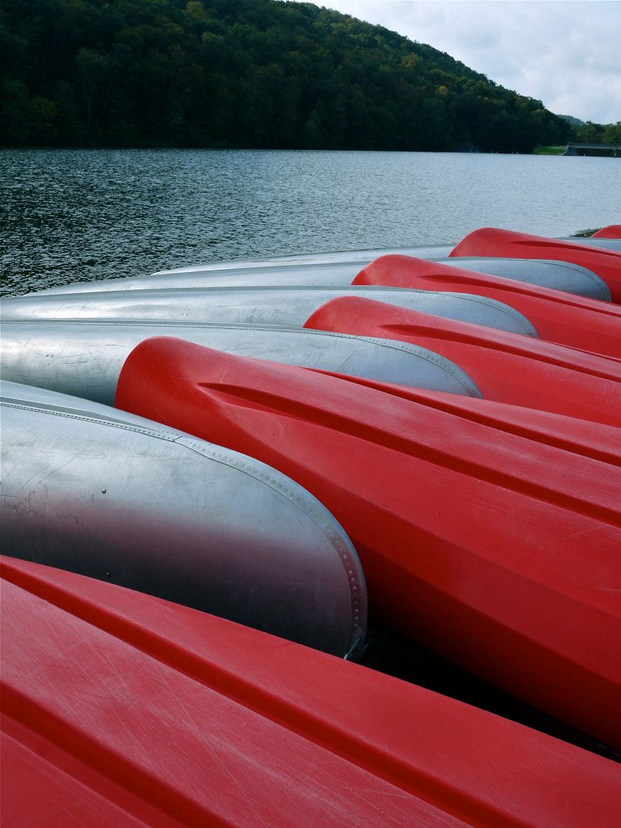 Photograph Canoes by Ron Lovelace on 500px