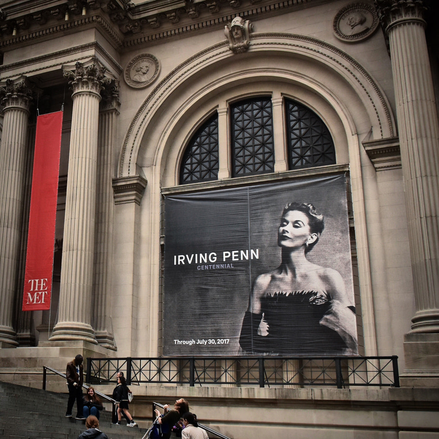 Penn at the Met by Tim Perdue on 500px.com
