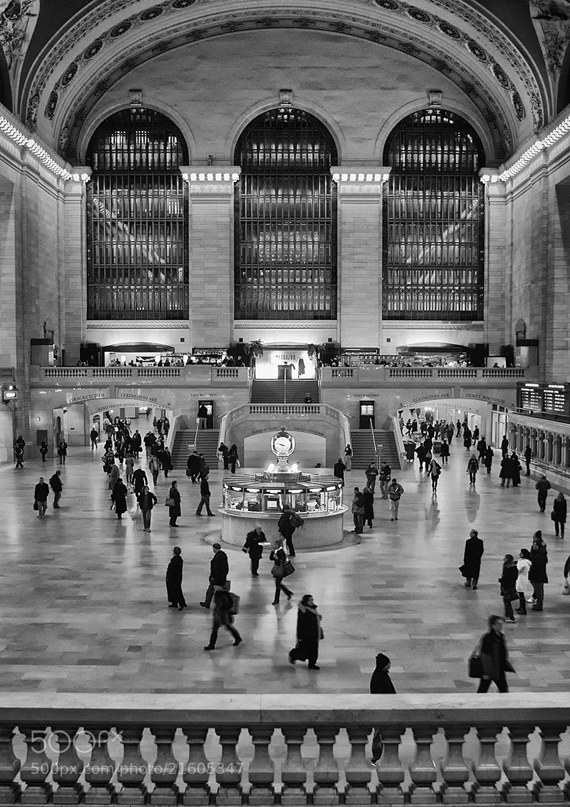 Photograph Grand Central by Jon Brisbin on 500px