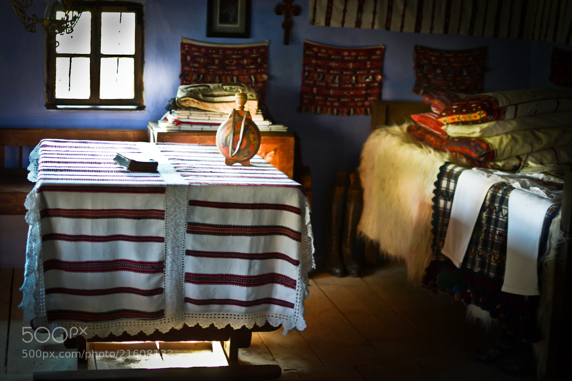 Photograph Traditional Romanian House by Biro Andy on 500px