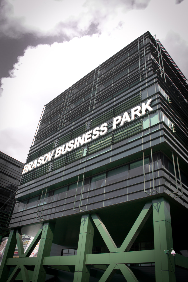Photograph Brasov Business Park by Biro Andy on 500px