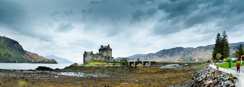 Photograph Eilien Donan Castle by John C. on 500px