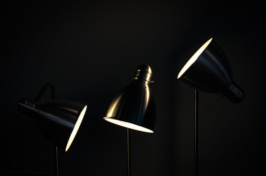 Dark Lamps by Kristian D. Hansen ✅