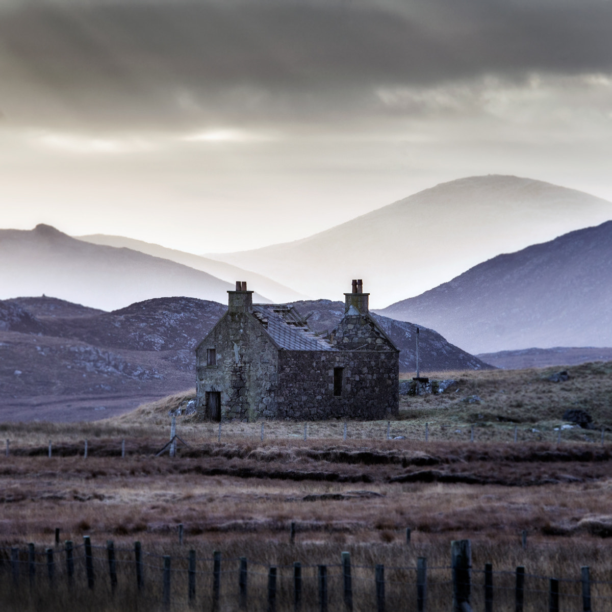 Photograph Callanish ruin.. by David Mould on 500px