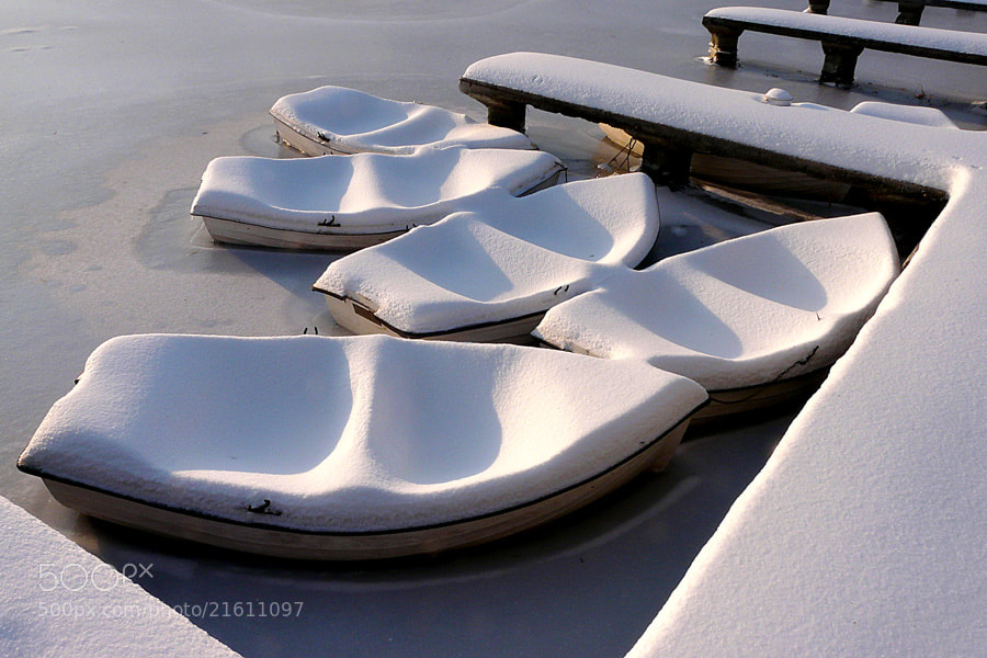 Photograph Winter pointed shoes by Stefan Andronache on 500px