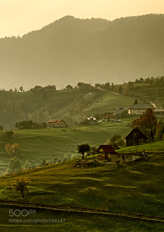 Photograph at dawn by Emil Zaman on 500px