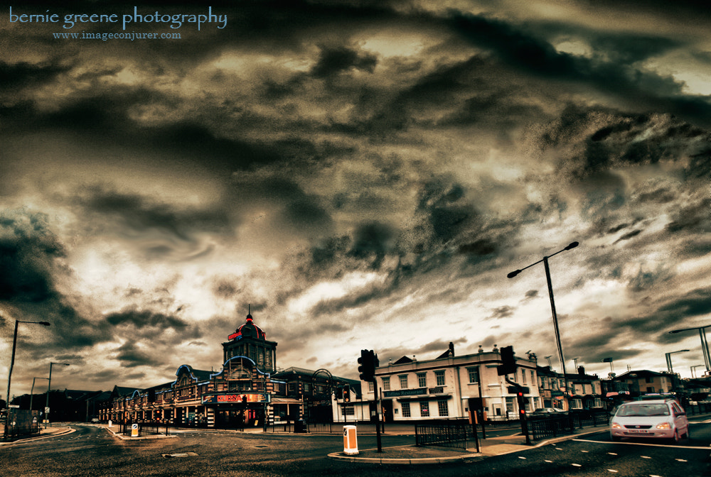 Photograph The Kursaal - Southend-on-Sea by Bernie Greene on 500px