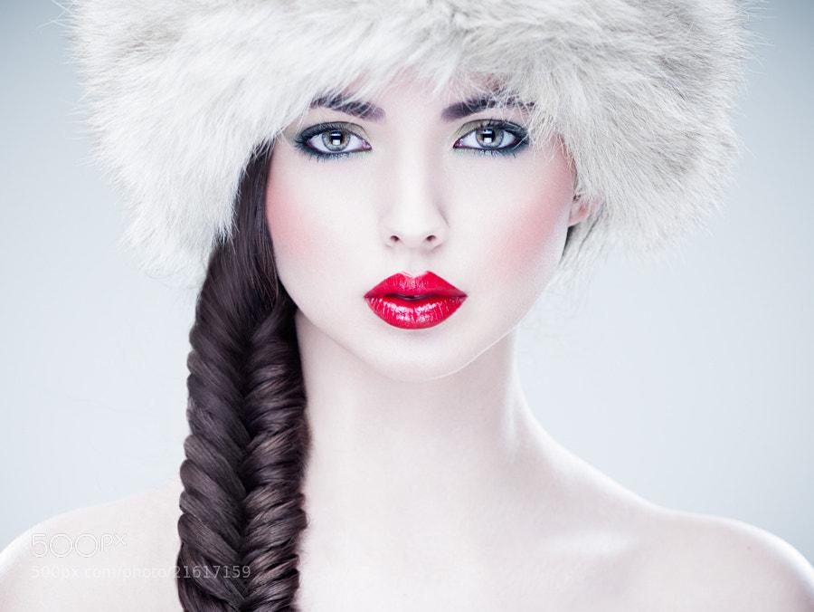 Photograph Snow Queen 2 by Lukasz Piech on 500px