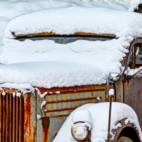 The Old Truck by Christer Häggqvist (chrstr)) on 500px.com