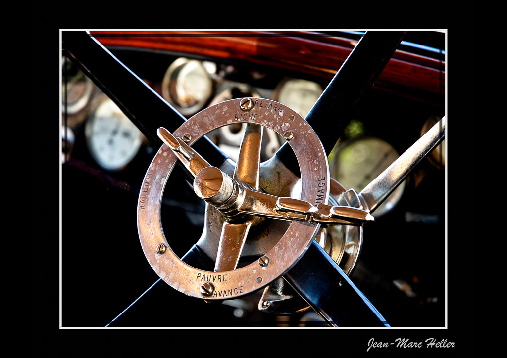 Photograph Old Timer by Jean-Marc Heller on 500px