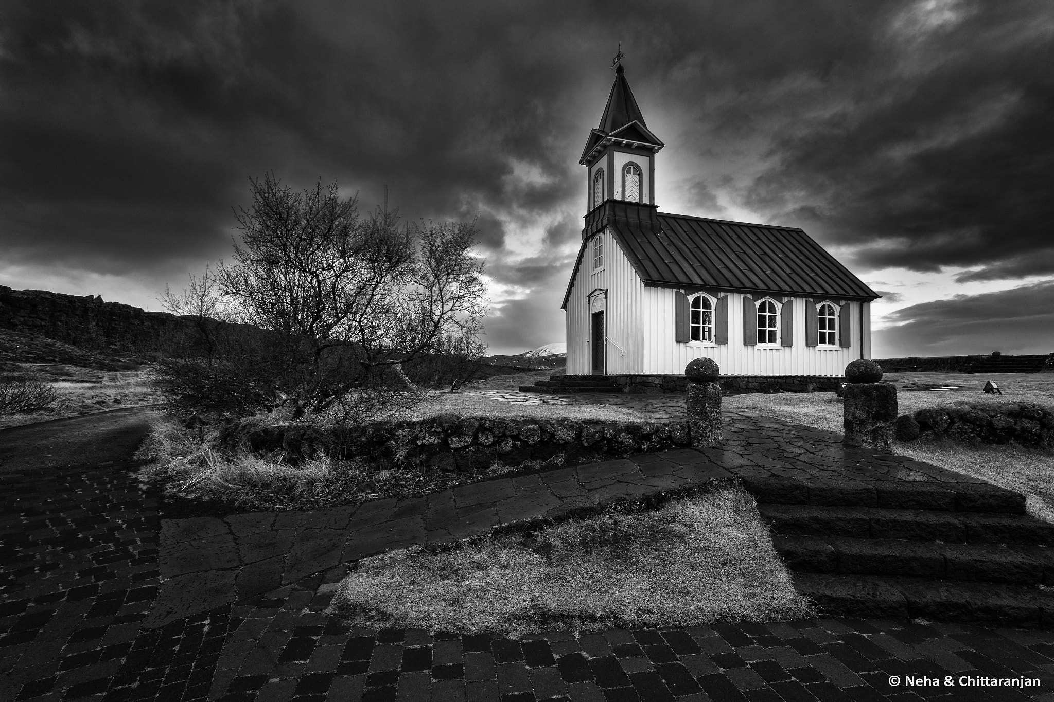 Photograph Thingvellir, Church by Neha & Chittaranjan Desai on 500px