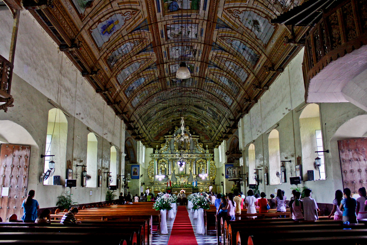 Photograph San Miguel Arkanghel Church in Argao, Cebu by august eightyfour on 500px
