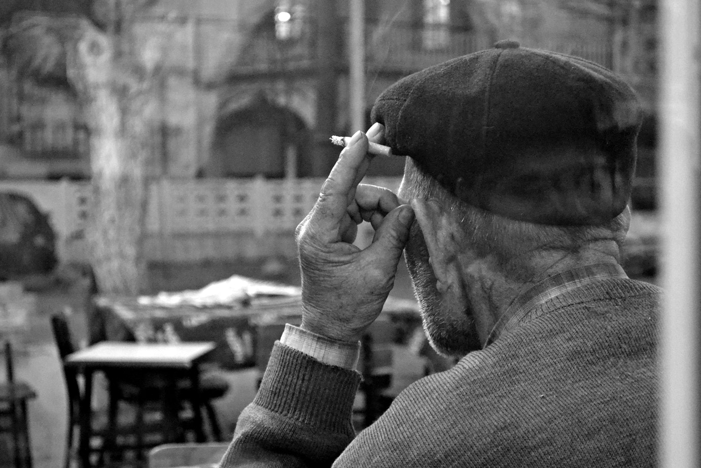 Photograph Old Man by Yunus Emre Sahinoglu on 500px
