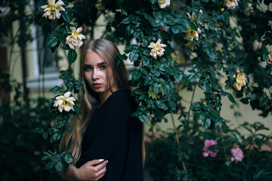 Ann by karya vlasova on 500px.com