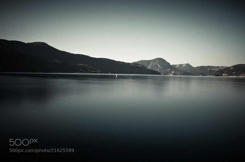 Photograph Lac de Serre-Ponçon by Fab William Alexander on 500px