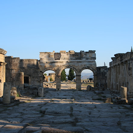 Hierapolis - Turcja