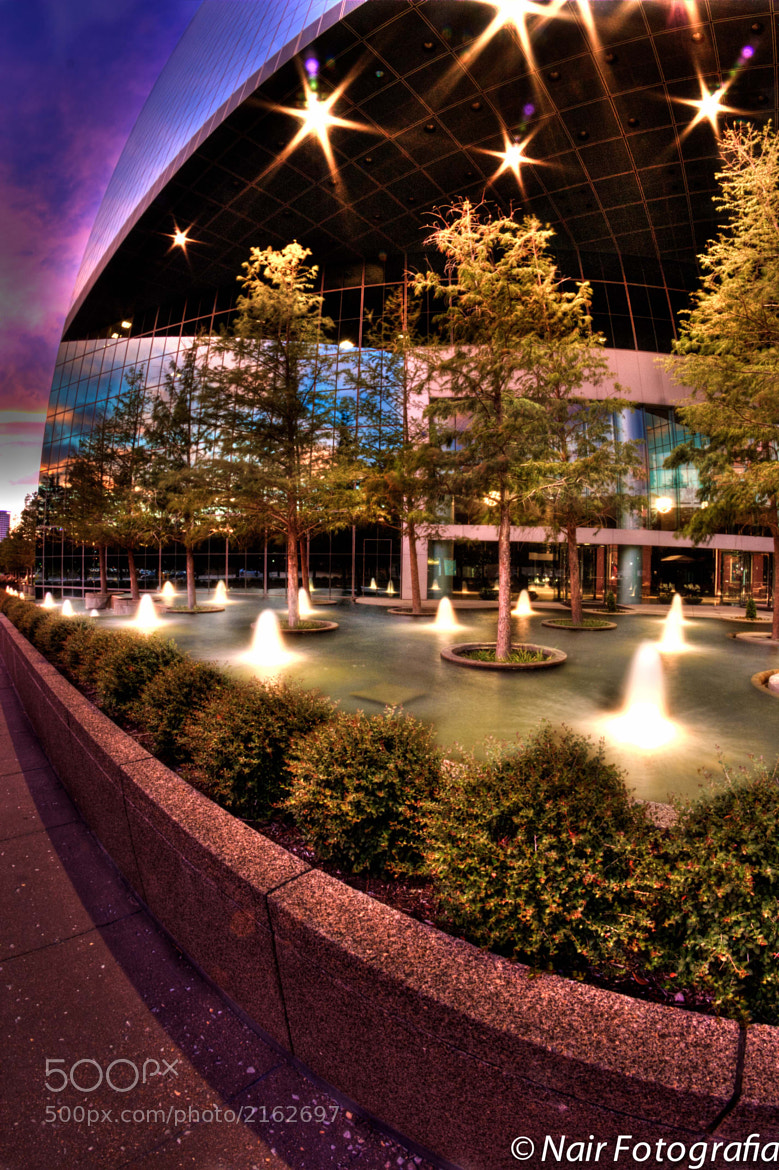 Photograph Fountain Place by Nair Fotografia on 500px