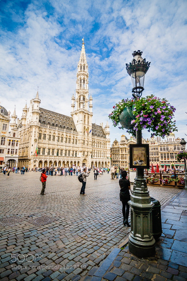 Photograph Bruselas - Grand Place by Jose Agudo on 500px