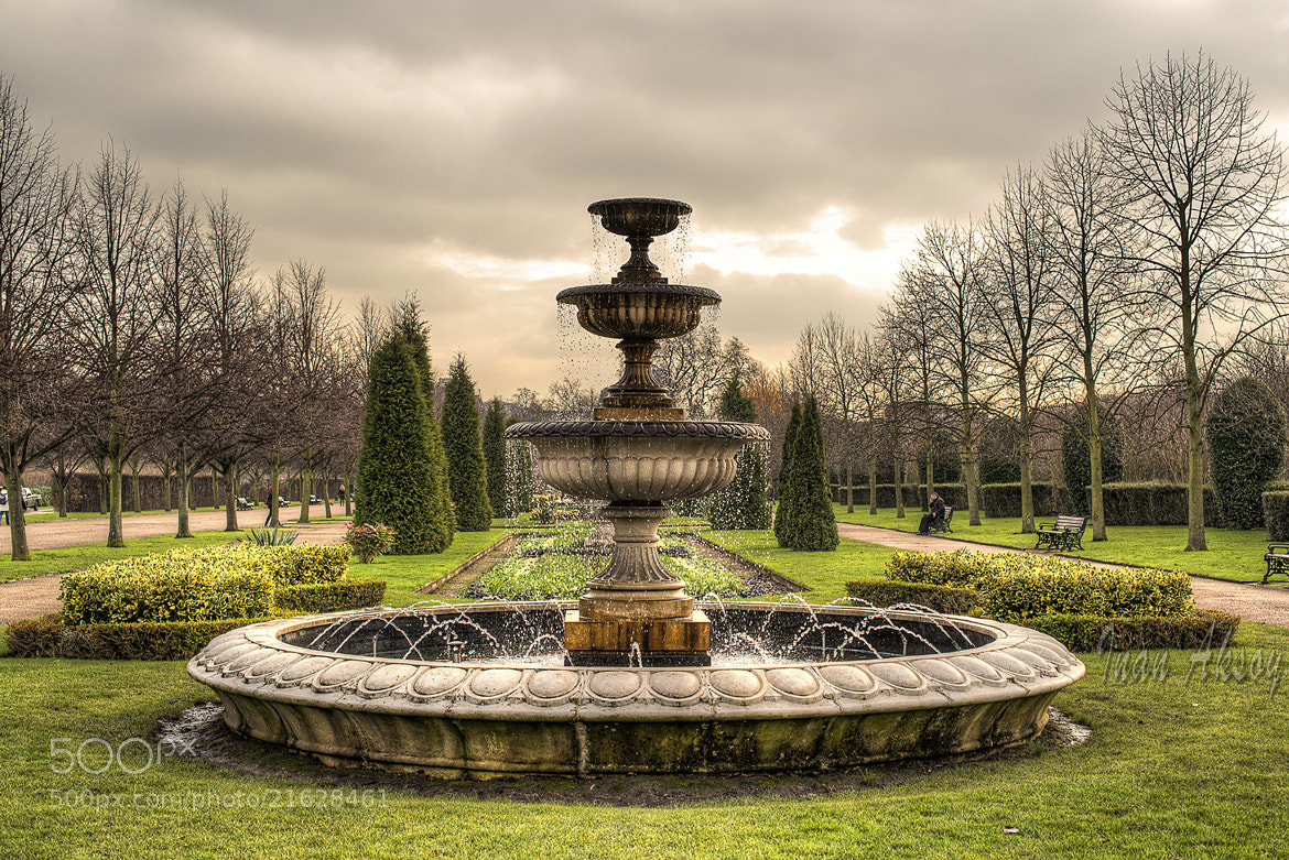 Photograph Regent's Park  by Inan Aksoy on 500px