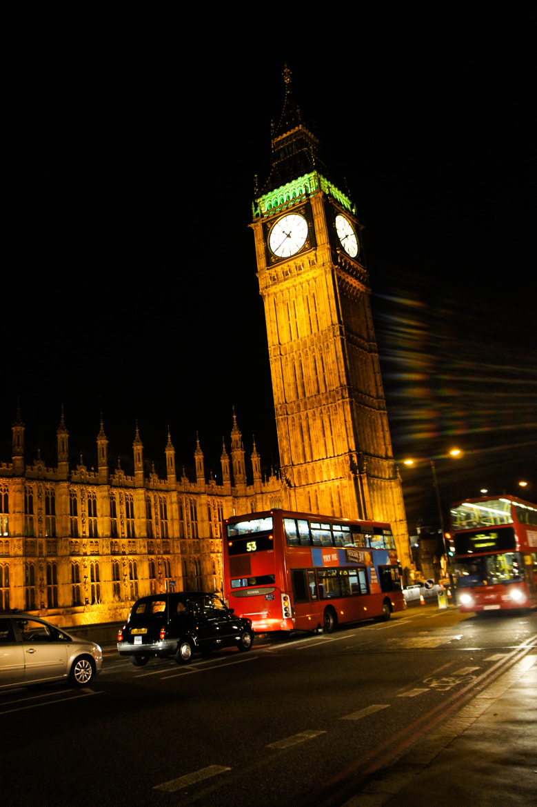 Photograph London by night by Zooli White on 500px