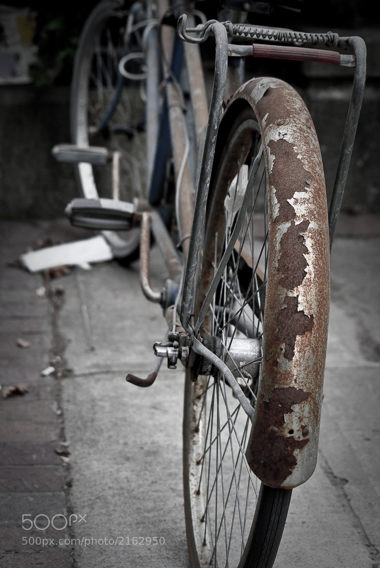 Photograph Rusty Tandem by Jason Moore on 500px