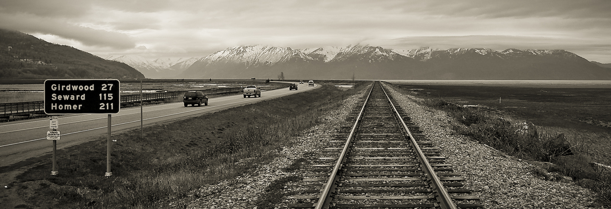Photograph Alaska Railroad by Jason Moore on 500px