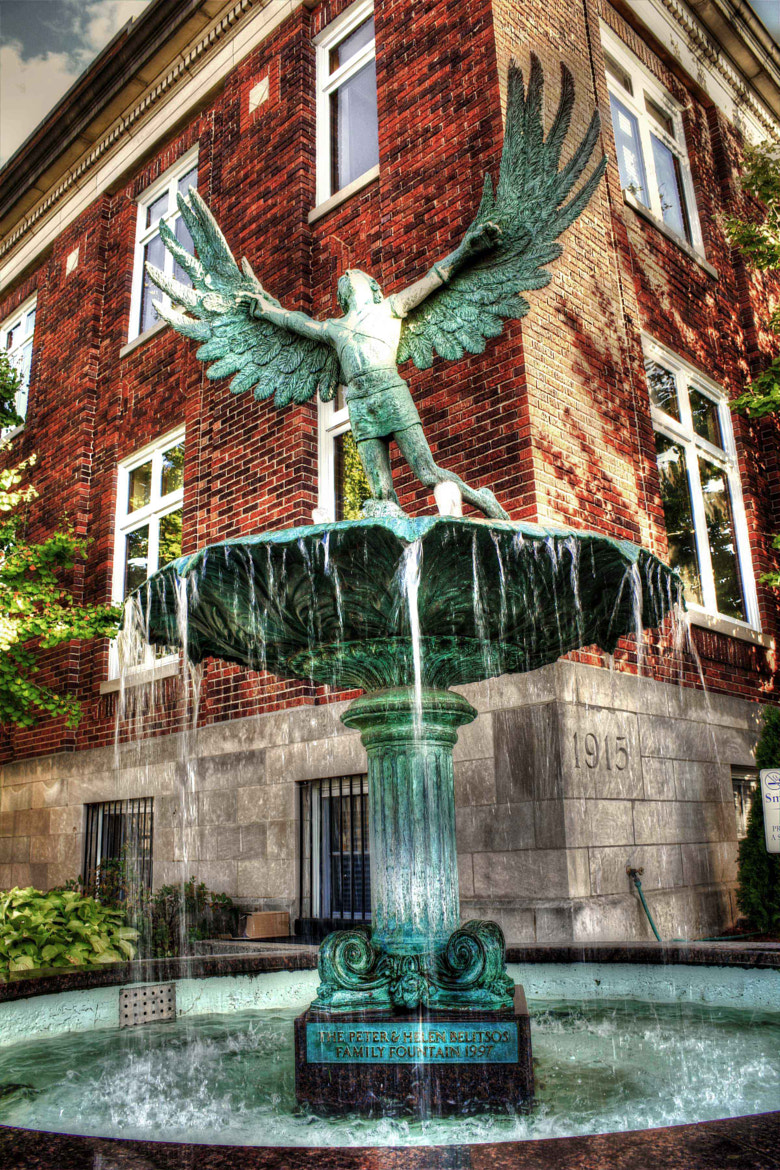 Photograph Fountain of Youth by Alper Hayreter on 500px