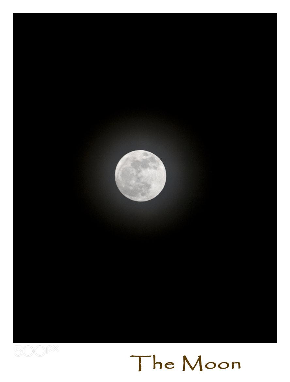 Photograph The Moon by Geert Van der Straeten on 500px