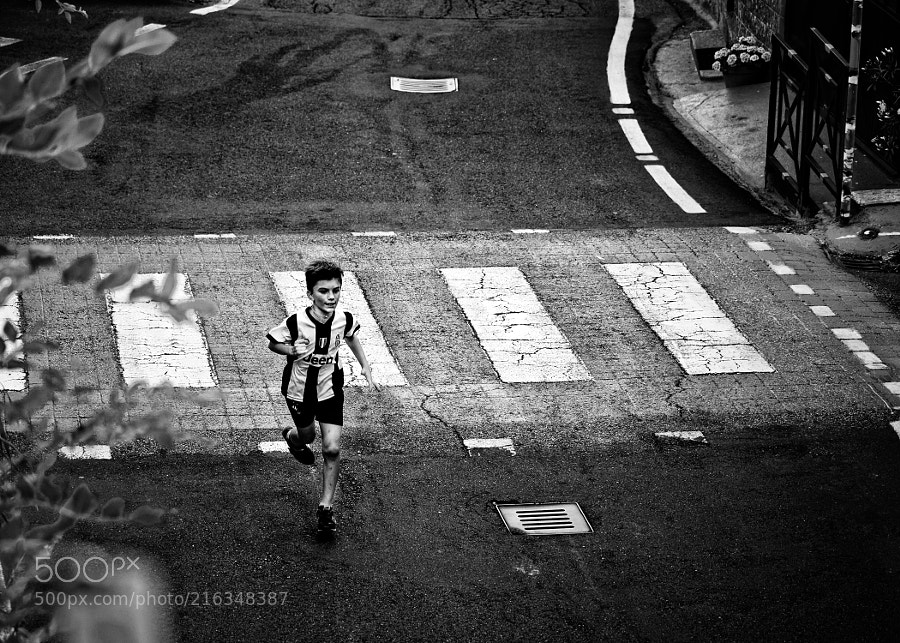 Young Runner