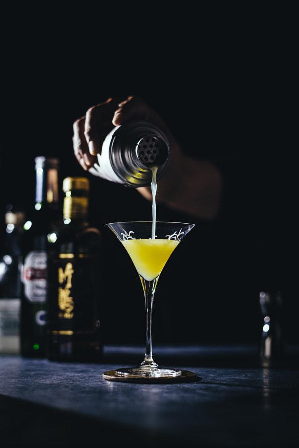 "Cocktail ""Earthquake"" by Hidekazu Makiyama on 500px.com"