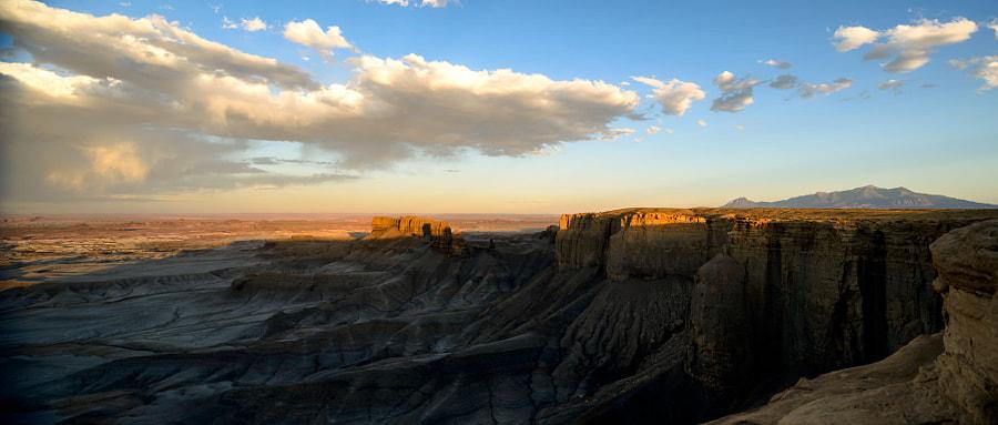 Caineville Utah Badlands